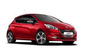New Peugeot 208 GTi available to order 1st March 2013, priced from £18,895