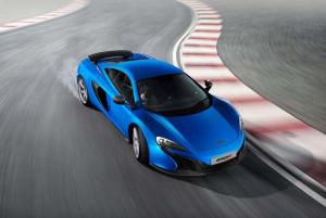 McLaren 650S pricing and performance figures released