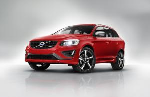 The new 2014 Volvo S60, V60 and XC60 R-Design