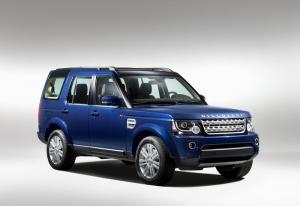 2014 Land Rover Discovery gets facelift, improved efficiency