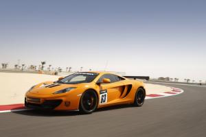 McLaren 12C GT Sprint announced
