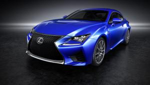 Lexus RC F to debut at Detroit Motor Show