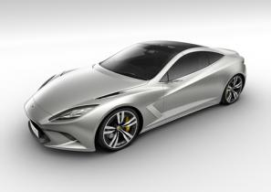 First official photos of the new Lotus Elite