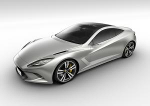 The new Lotus Elite