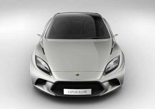 The new Lotus Elite