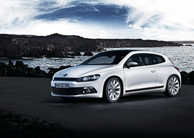 VW Scirocco leaked pictures