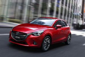 2015 Mazda 2 unveiled