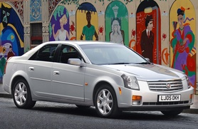 Cadillac CTS comes to Europe