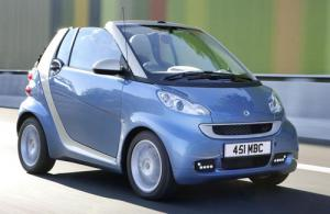 New Smart fortwo on sale now priced from £8,780