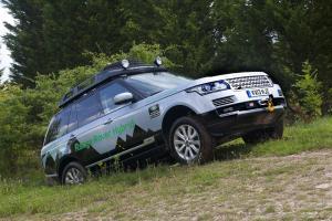 Range Rover Hybrid models on sale next month