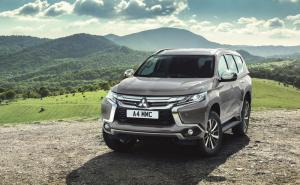 Mitsubishi Shogun Sport coming to the UK