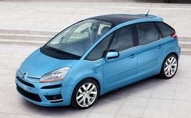 New five seat Citroen C4 Picasso