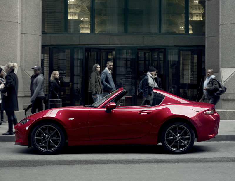 New Mazda Mx 5 Rf To Be Priced From 163 22 195 Testdriven