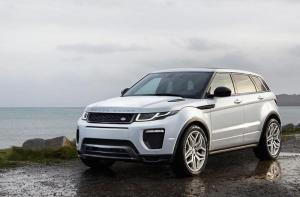 2016 Range Rover Evoque gets a facelift, priced from £30,200