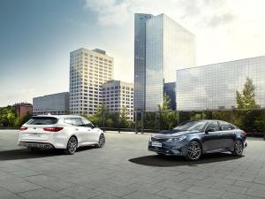 Revised Kia Optima saloon, Sportswagon, GT prices announced
