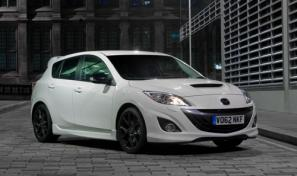 Upgraded 260 PS Mazda 3 MPS heads revised range