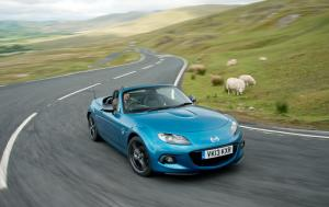 Limited edition Mazda MX-5 Sport Graphite on sale now