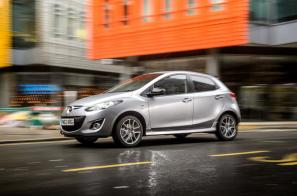 Mazda 2 Sport Colour Edition models launched