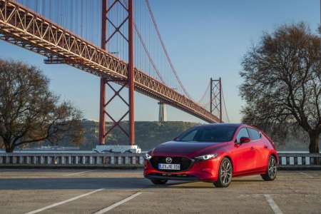 New Mazda3 available to order now priced from £20,595