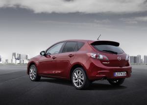 Mazda3 Spring Edition 2013
