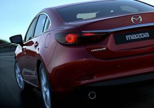 New Mazda 6 unveiled at 2012 Moscow Motor Show