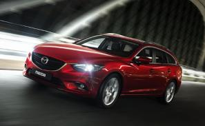 Mazda 6 Estate to debut at Paris Motor Show