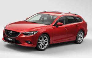 Mazda 6 Estate to debut at Paris Motor Show