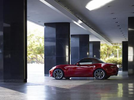 Mazda MX-5 gets more power for 2019