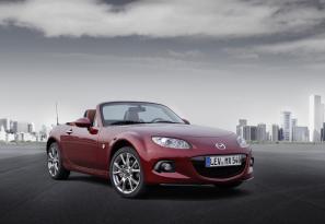 Mazda 2, 3, 5, MX-5 Spring 2013 Special Editions