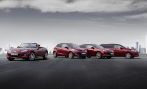 Mazda Spring Editions 2013