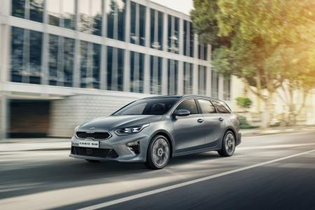 New Kia Ceed Sportswagon unveiled at Geneva