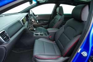 Kia Sportage 48V Mild Hybrid