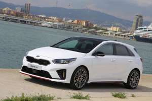 New Kia Ceed GT to be priced from £25,535