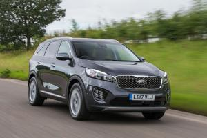 New Kia Sorento Review