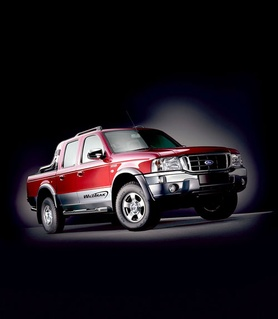 Ford today announced a new special edition Ford Ranger Wildtrak, available as a Double-Cab, loaded with extras and priced at £19,100
