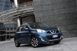 Nissan Micra receives comprehensive makeover
