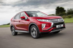 Mitsubishi Eclipse Cross on sale January, priced from £21,275