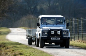 New Land Rover Defender for 2007