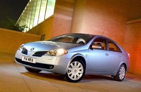 Nissan Primera range reorganised