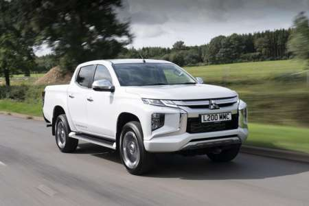 New Mitsubishi L200 on sale now, priced from £21,515