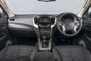 2020 Mitsubishi L200