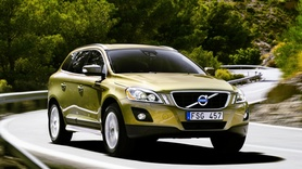 Volvo XC60 to get new 2.4-litre diesel in 2009