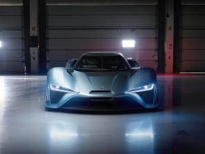 NIO EP9 becomes World's Fastest Electric Car