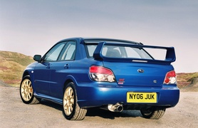 2006 Subaru Prodrive Performance Packs (PPP)