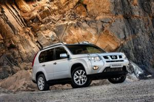 Nissan X-Trail revised