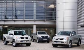Toyota Hilux 3.0-litre D-4D 170 and 2.5-litre D-4D 120