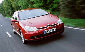 New-look Citroen C5 available now in UK