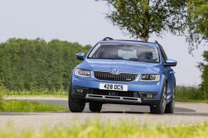 Skoda Octavia Scout on sale now from £25,315