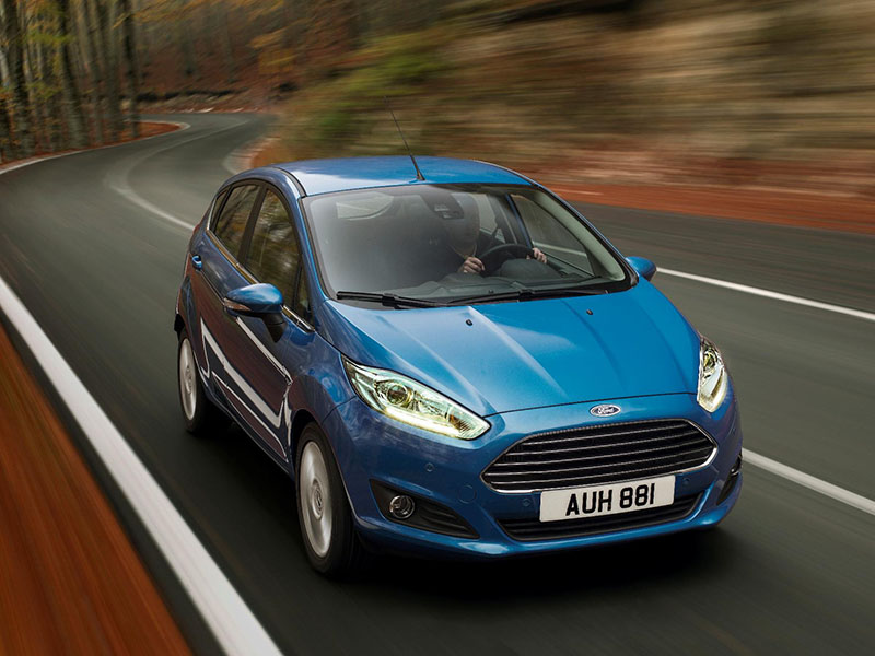 Ford Fiesta To Offer Uk Debut Of Mykey Allows Parents To Limit Top Speed And Audio Volume