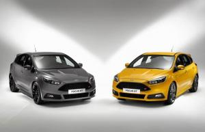 2015 Ford Focus ST unveiled at Goodwood Festival of Speed